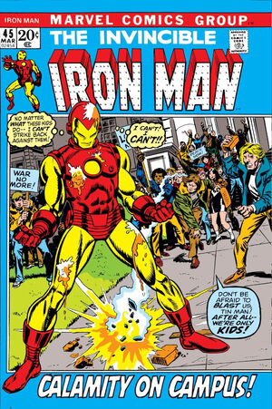 Iron Man Vol 1 45