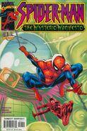Spider-Man Mysterio Manifesto Vol 1 1