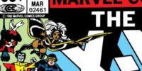 Uncanny X-Men Vol 1 167