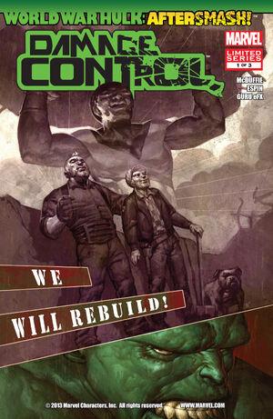 World War Hulk Aftersmash Damage Control Vol 1 1