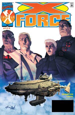 X-Force Vol 1 111