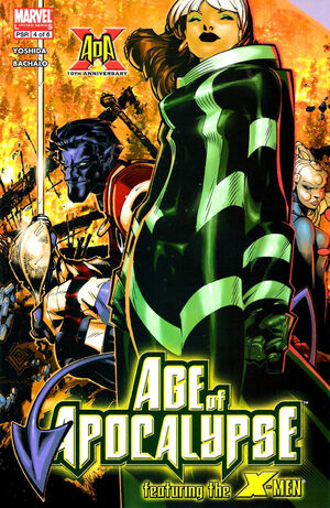 X-Men Age of Apocalypse Vol 1 4