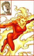 Andrea Roarke (Earth-616) from Avengers Assemble Vol 1 1 001