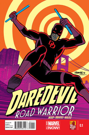 Daredevil Vol 4 0.1