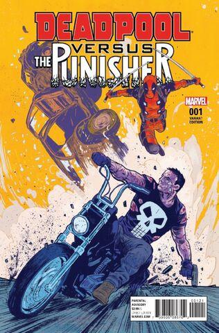 File:Deadpool vs. The Punisher Vol 1 1 Walsh Variant.jpg
