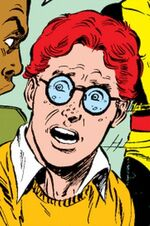 Peter Bristow (Earth-616) from New Mutants Vol 1 4 0001