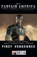 Captain America: First Vengeance Vol 1 1