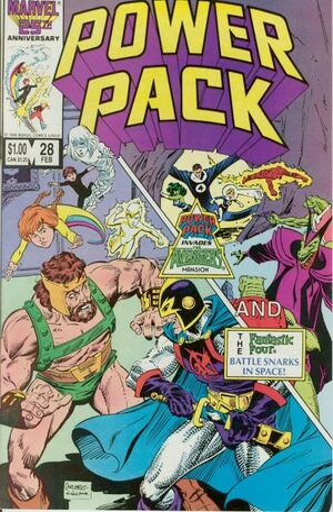 Power Pack Vol 1 28