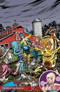 The Age of the Sentry Vol 1 3 Solicit