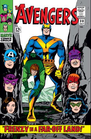 Avengers Vol 1 30