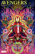 Avengers Vol 4 2 Iron Man by Design Variant