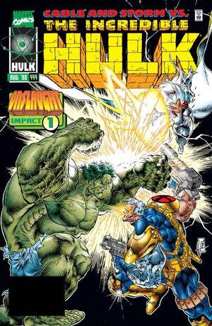 Incredible Hulk Vol 1 444
