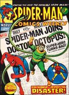 Spider-Man Comics Weekly Vol 1 50