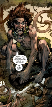 Tree People from Ka-Zar Vol 4 5 001
