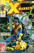 X-Mannen 102