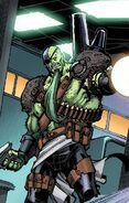 Broadside (Crimson Pirates) (Earth-616) from Nightcrawler Vol 4 6 001