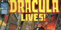 Dracula Lives Annual Vol 1