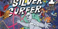 Silver Surfer Vol 8 1