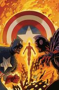 Captain America and Bucky Vol 1 628 Textless