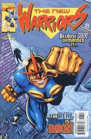 New Warriors Vol 2 6