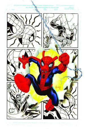 Spider-Ham 25th Anniversary Special Vol 1 1 Textless