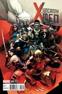 Uncanny X-Men Vol 1 600 Yu Variant