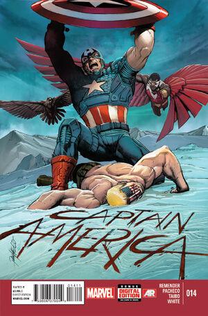 Captain America Vol 7 14