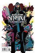 Doctor Strange and the Sorcerers Supreme Vol 1 1 Rodriguez Variant