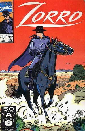 Zorro Vol 1 7