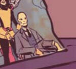 Charles Xavier (Earth-25158) from Years of Future Past Vol 1 2 0001