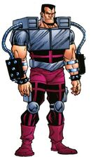 Maht Pacle (Earth-616) from Official Handbook of the Marvel Universe A-Z Update Vol 1 5 001