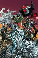 New Mutants Vol 3 24 Textless
