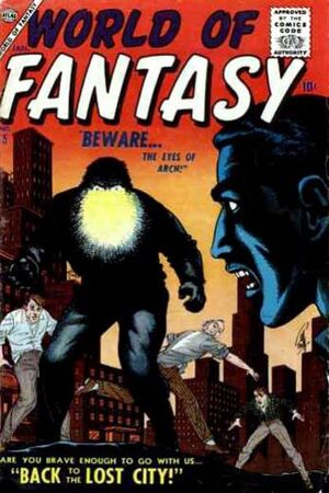 World of Fantasy Vol 1 5