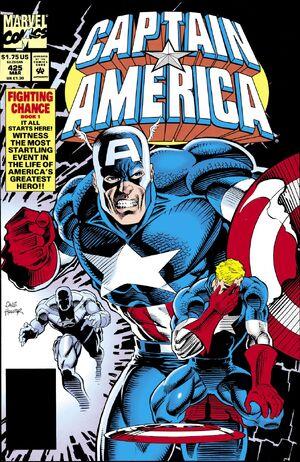 Captain America Vol 1 425