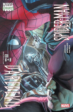Daredevil Spider-Man Vol 1 3
