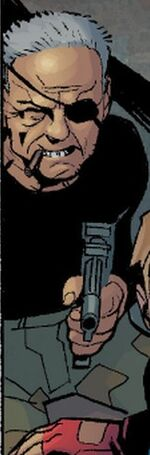 Nicholas Fury (Earth-85826) from Hail Hydra Vol 1 2 0001