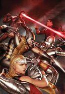 X-Men vs. Agents of Atlas Vol 1 2 Textless