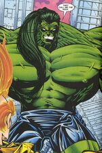 Bruce Banner (Earth-9722) from Incredible Hulk Vol 1 450 001