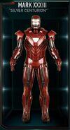 Iron Man Armor MK XXXIII (Earth-199999)