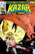 Ka-Zar the Savage Vol 1 6