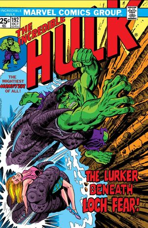Incredible Hulk Vol 1 192