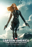 Captain America The Winter Soldier poster 003