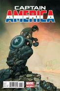 Captain America Vol 7 3 Maleev Variant