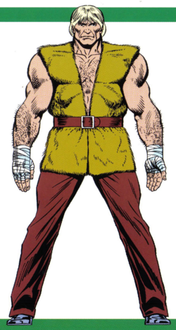 Frank Oliver (Earth-616) from Official Handbook of the Marvel Universe Master Edition Vol 1 18 0001