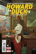 Howard the Duck Vol 5 1
