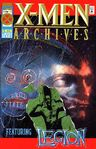 X-Men Archives Vol 1 1
