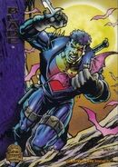 Eric Brooks (Earth-616) from Marvel Universe Cards Series V 0001