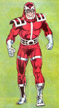 Makkari (Earth-616) from Official Handbook of the Marvel Universe Vol 2 8 0001
