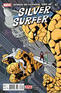 Silver Surfer Vol 8 2