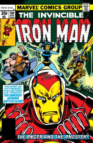 Iron Man Vol 1 104